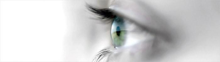 oog dat staat voor eye movement van EMDR
